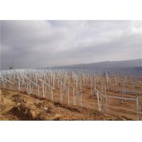 China Photovoltaic customized professional design Solar Panel Ground Mounting System wholesale