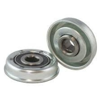 China 2m PU Lagging Conveyor Roller Parts With SKF Bearings wholesale