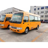 China Commercial Tourist in comfort distance coaster Minibus with ISUZU Engine wholesale