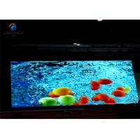 China P3.91 Indoor LED Screens 250*250 mm module size light weight cabinet wholesale