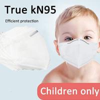 China White Soft  KN95 Face Mask Highly Breathable Comfortable To Wear wholesale
