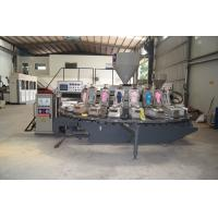 PVC PCU Material Slipper Making Machine For Small Shoe Slipper Upper Sole
