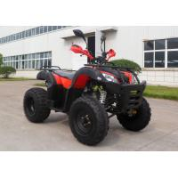 China Four Wheels 150CC Utility ATV chain drive With One Seat , GY6 Engine wholesale