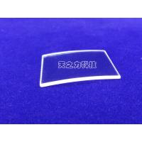 Clear Transparent Sapphire Dial Window For Watch 85% - 99% Transmissivity