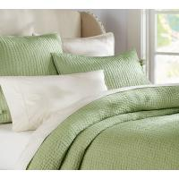 China Comfortable Linen Cotton Quilt Sets , Home 3 Pcs Queen Size Quilt Sets wholesale