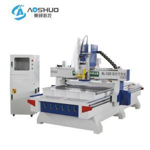 China Automatic ATC Woodworking CNC Router Machine Taiwan TBI Ball Screw Transmission wholesale