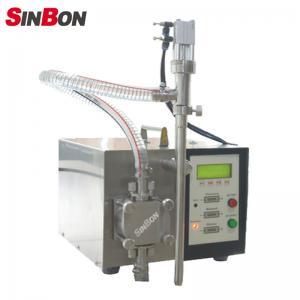 China Semi-Auto Liquid Filling machine for home business best liquid filling machine price wholesale