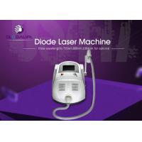 China Permanent Beauty Hair Removal Diode laser hair Removal Machine With 808nm wholesale