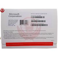China Genuine OEM Software Windows 8.1 Operating System OEM Package 32 bit / 64 bit Full version wholesale