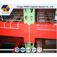 China Personalized Drive In Heavy Duty Pallet Racking Large Scale Racking wholesale