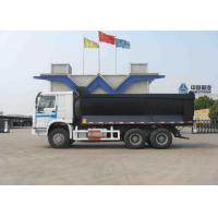 China SINOTRUK HOWO 371HP 6X4 U Type Cargo Body Heavy Dump Truck 30-40T Low Fuel Consumption wholesale