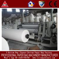 Jumbo Paper Roll Slitting Machine