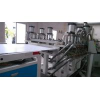 Quality 260kw Plastic Sheet Making Machine , PVC Foam Board Production Line for sale