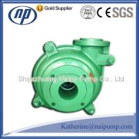 China 4/3 C-AHR Electric Power and High Pressure Centrifugal Slurry Pump on sale