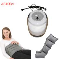 China 400c Air Compression Leg Massager AC220V / 110V White / Grey 3 Modes CE Approved on sale