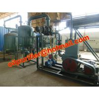 China Used Car Motor Oil Distillation Refinery Machine,Waste Black Engine Oil Recycling Equipment, decolorization on sale
