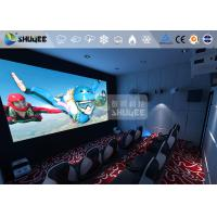 China 360 Degree Screen Mini Cinema 6D Movie Theater Immersive Experience / Special Effects wholesale