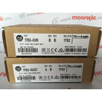 China Allen Bradley Modules 1761-L16BBB MICROLOGIX 1000 24V DC POWER In stock wholesale
