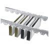 China U aluminum Profile Screen Ceiling , Professional Factory For Aluminum Linear Strip Ceiling wholesale