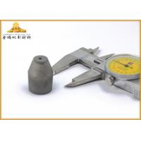 Cemented Alloy Sand Clearing Tungsten Carbide Sandblast Nozzles High Temperature Resistance