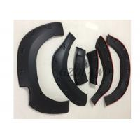 China Front And Rear TRD Matt Black 4x4 Wheel Arch Flares For Toyota Hilux Revo Rocco wholesale