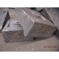 China Cr-Mo Alloy Steel Lifter Bars For Cement Mill Coal Mill / Mine Mill wholesale