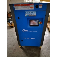 Quality Central Pneumatic Oilless 0.8Mpa Screw Air Compressor for sale