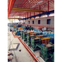 Buy cheap Cut To Length 12M Hot Rolling Machine With Hydraulic Billet Pusher Grouping from wholesalers