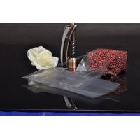 OPP Plastic Square Bottom Cellophane Bags Transparent with Side Gusset