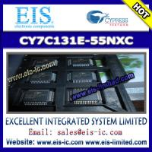 China CY7C131E-55NXC - CYPRESS - 1 K / 2 K x 8 Dual-port Static RAM on sale