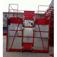 China Personnel Construction Hoist Elevator / Construction Material Lifts wholesale