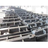 China Large Alloy Steel Castings Mill Liners For Mine Mills Hardness HRC33-43 Better Wear Resistance wholesale