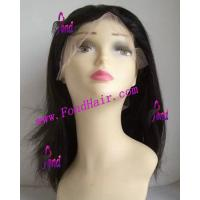 China 100% Virgin Remy Hair Full Lace Wig wholesale
