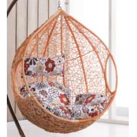 China Outdoor-indoor wicker swing chair--8103a wholesale