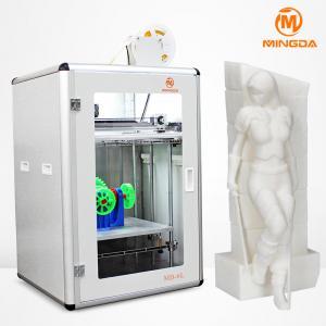 Buy cheap 300 × 400 × 500 mm industry desktop 3d printers 1.75 mm TPU filament , single from wholesalers