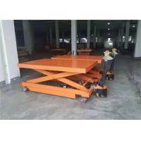 China Easy Operation Safety Lift Work Platform For Wide Range Of Aerial Work on sale