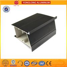 China Powder Coated Aluminium Profile For Windows Or Doors Frame Champangn , Bronze wholesale