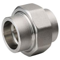Quality ASTM A182 F316L Socket Weld Union , 1 Inch MSS SP 83 Tube Weld Fittings for sale