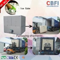 China Commercial Original CBFI Cube Ice Machine from Machine Inventor for Africa Countries Suitable for Hot Weather Area wholesale