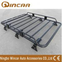 Buy cheap Half Frame Car Roof Rack Cargo Carrier Gutter Mount product
