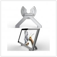 China Pure Aluminum Adjustable Monitor Stand Maximum Withstand Pressure 15KG wholesale