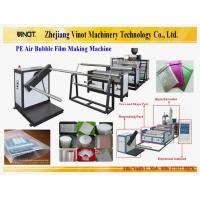China Vinot company Air Bubble Film Making Machine  Custom-Tail With Different Spec Model No. DY-1200 wholesale