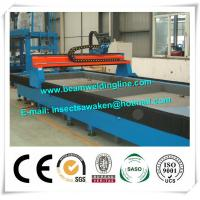 China Metal Sheet CNC Plasma Cutting Table Flame Cutting Machine Customized on sale