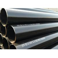 China Welded ERW Steel Pipe For Construction Project Out Diameter 323.9mm wholesale