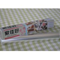Quality Recycling Aluminium Flexible Packaging Foil Household Locking Flavor In Grilling Length 10m for sale
