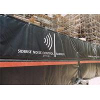 Buy cheap Temporary Noise Barriers For Plant and Equipment Noise Reduction acoustic from wholesalers