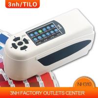 Quality Nh310 High Precision Textile Colorimeter, Color Analyzer, Panton Colorimeter for sale