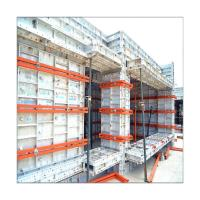 China Highly Efficient Aluminum Alloy Formwork System For Home Construction/Formwork Plastic Tie Rod/Green Formwork System wholesale