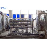 China Reverse Osmosis Water Treatment Equipment SS304 Ozone Disinfection wholesale