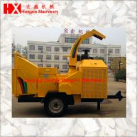 China branch cutting machine for tree maintenance easy operation and maintenace mobile with diesel engine wholesale